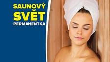 Nejvýhodnější saunová permanentka