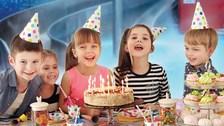 Dětské narozeninové oslavy v Aquapalace Praha