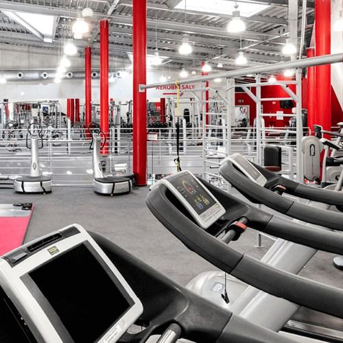 Permanentka Fitness Relax Treatment 3